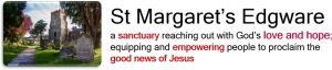 St. Margaret's Church Logo
